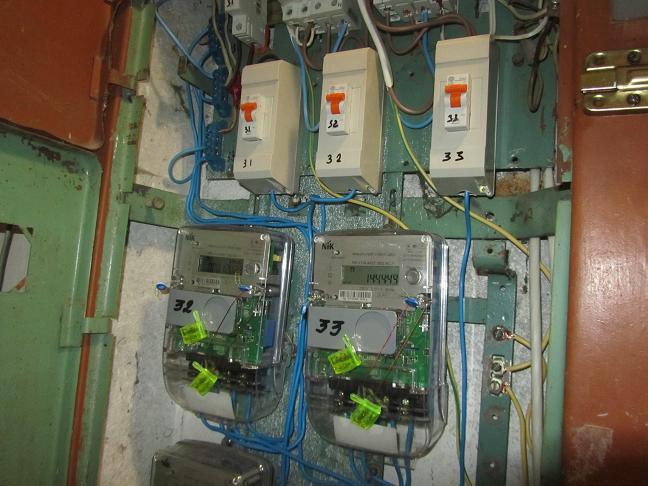 Пять многоквартирных домов, в Павлограде,  на льготных условиях перешли на электроотопление