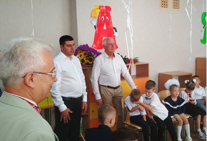 Помощь меценатов позволила открыть в Павлограде еще один фантастический класс