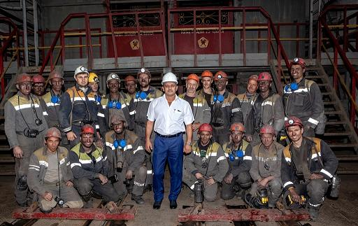 Готовимся к зиме. «Першотравенцы» и «терновчане» добыли полтора миллиона тонн угля