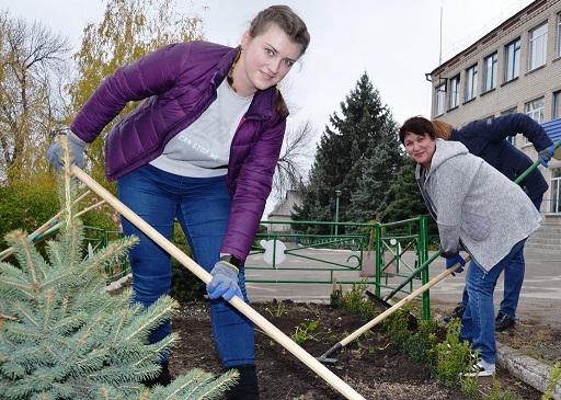 Розы и самшит от Героев и Днепровского