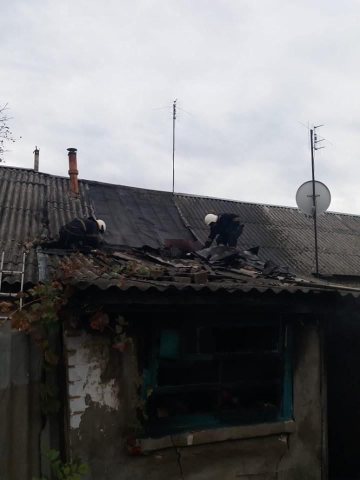 С начала года в пожарах на Павлоградщине погибло 9 человек
