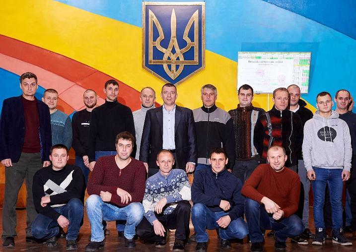 Шаг к энергонезависимости: в Терновском шахтоуправлении запустили две лавы
