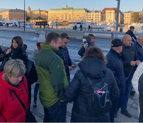 О ментальных особенностях сосредоточенных шведов и  украинцах, которые не понимают себя