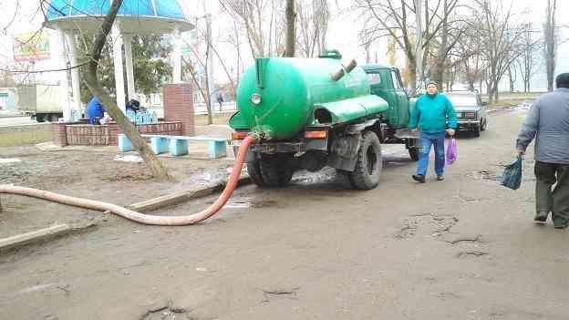 Единственная скважина питьевой воды на Горветке в Павлограде останавливается на ремонт