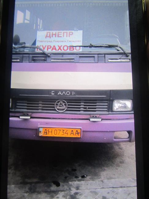 Хамство за 30 грн: водитель захлопнул двери маршрутки перед лицом бойца 93-й бригады