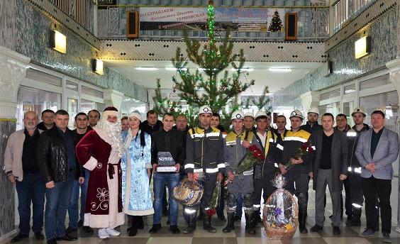Буде тепло: гірники шахти Тернівська достроково видобули 1,4 млн тонн вугілля