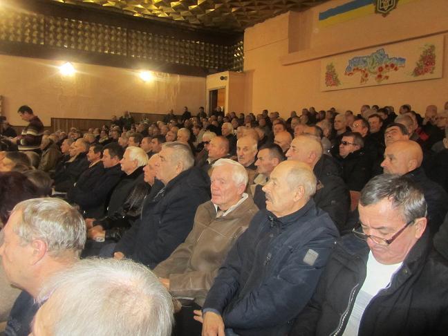 Шахтеры-инвалиды показали  Киеву зубы
