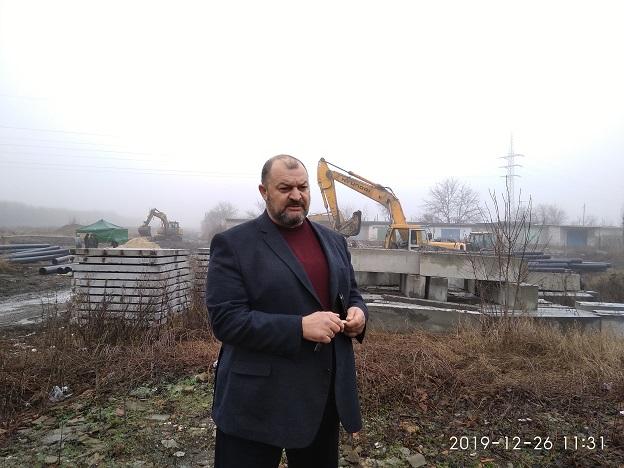 За 29 млн грн областного бюджета на ПХЗ в Павлограде появится новый коллектор