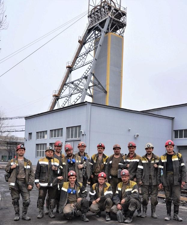 На Павлоградском шахтоуправлении запустили новую лаву для добычи угля