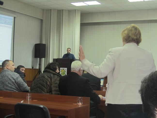 Архитектор Павлограда имеет право самостоятельно решать, где устанавливать МАФы, но депутаты против