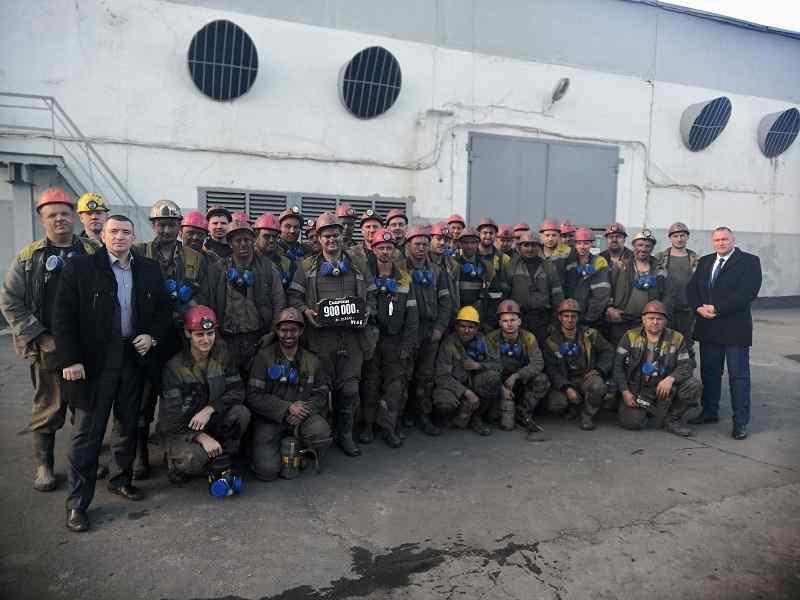 Залог независимой энергетики: шахтеры ДТЭК Павлоградуголь добыли более 18 млн тонн угля