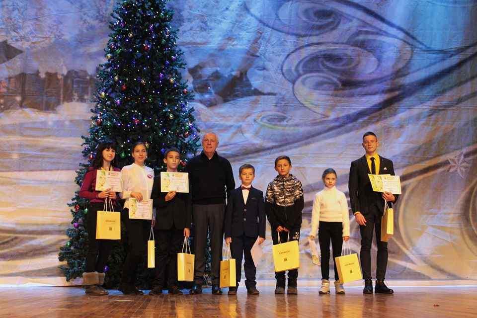 Городской голова Павлограда признан творческим достижением года