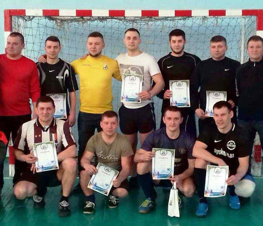 Перший турнір з міні-футболу серед учасників АТО відбувся в Павлограді