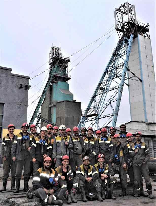 Первая лава 2020-го: в Павлоградском шахтоуправлении новый фронт работ