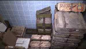 Продавец фугасно-зажигательных снарядов, в Павлограде, отправлен под домашний арест