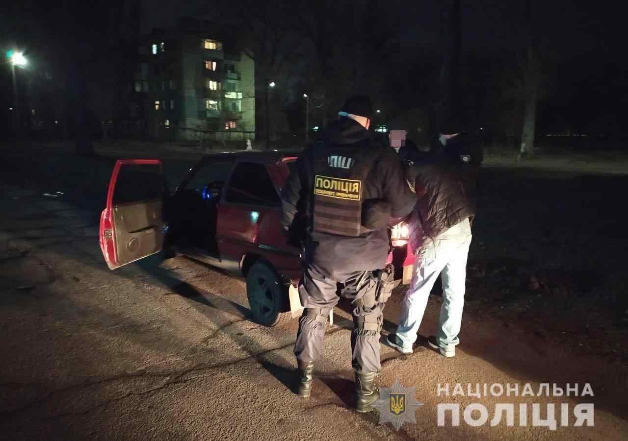 Полиция особого назначения  приструнила хулиганов и алкоголиков Павлограда