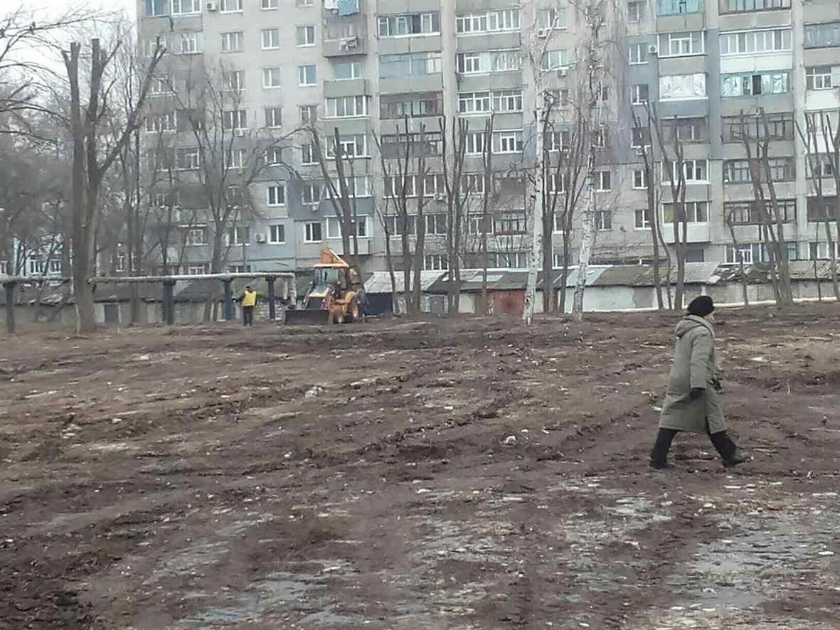 В 2020 году Павлоград  сменит свое белье и  будет пахнуть   одеколоном
