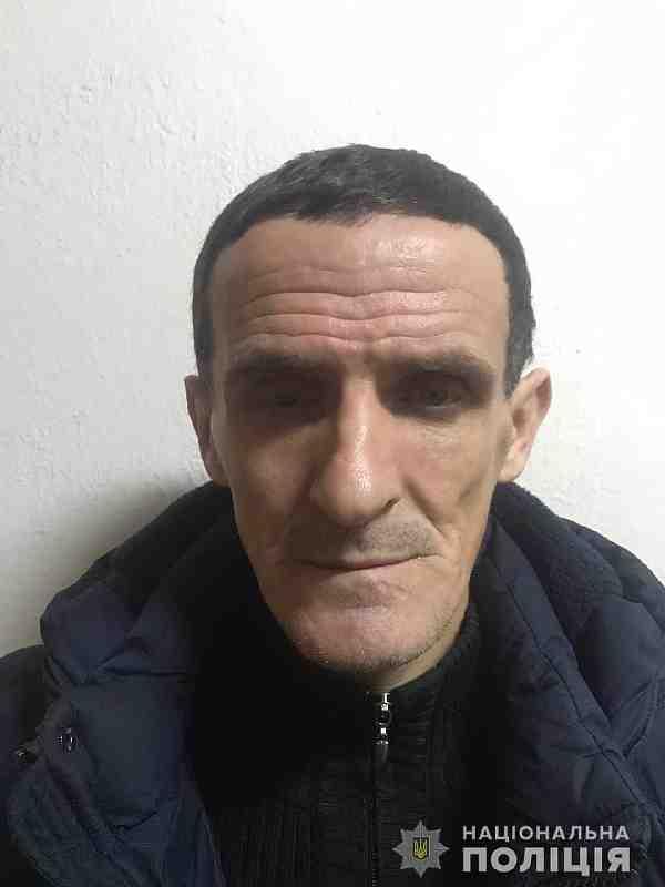 Полиция Павлограда разыскивает белорусского разбойника