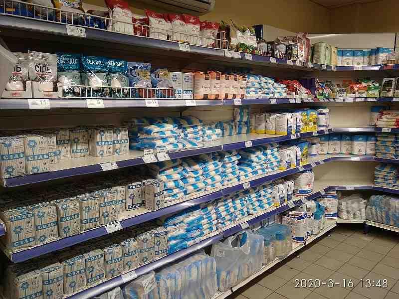 Из супермаркетов Павлограда исчезла дешевая гречка