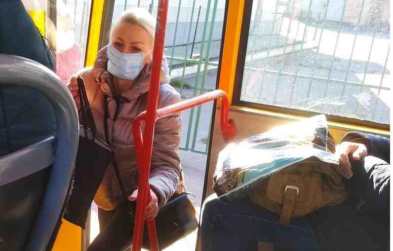 Городские автобусы для населения становятся роскошью