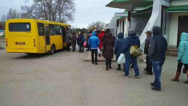 Проезд, для спешащих на работу, по Павлограду, подорожал до 35 гривен, а жизнь становится веселее