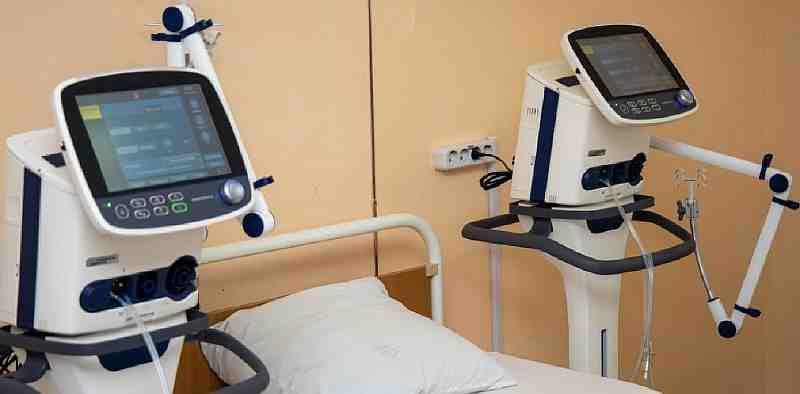 Не помрете: Днепропетровская ОГА закупила аппараты ИВЛ эксперт-класса для госпитальных баз