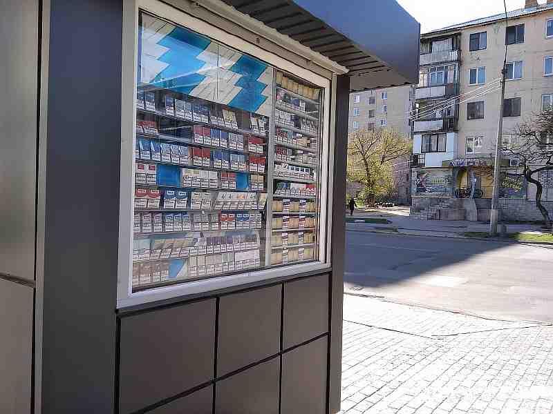 Купить киоск сигарет купить сигареты напрямую от производителя