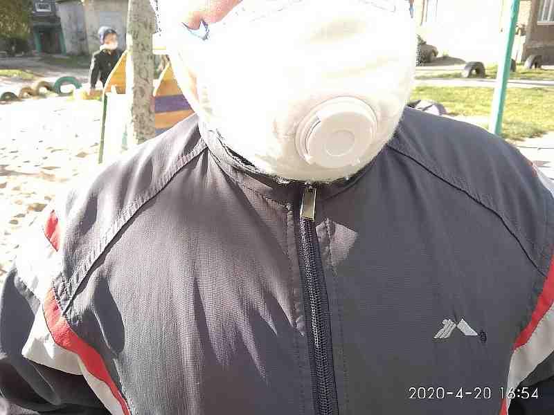 Медицинскими масками сегодня можно сводить с ума или запугивать до потери сознания