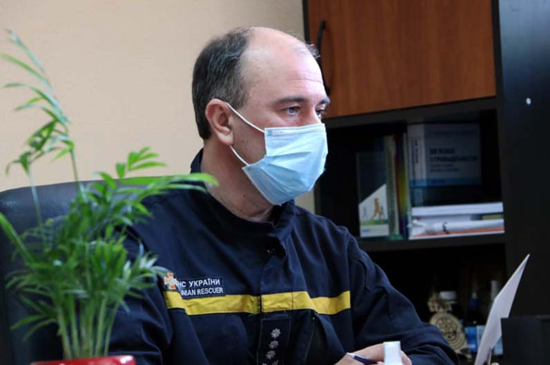 За сутки, в Днепропетровской области, дезинфицируют 178 километра потенциально опасных дорог