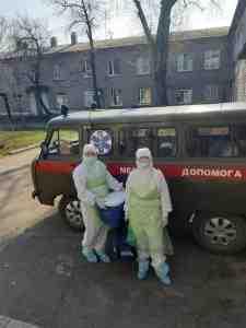 В Терновке более 50% заболевших коронавирусом - люди среднего возраста