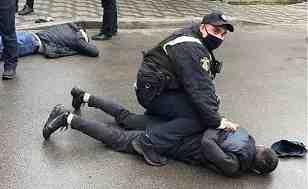 Разборки в Броварах показывают, что задачи покончить с коррупцией, перед полицией Украины, никто не ставил
