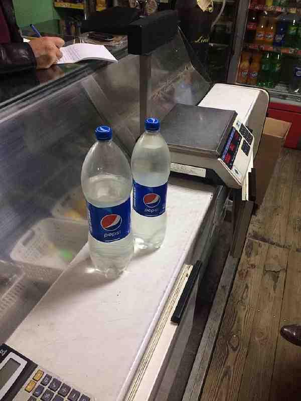 На ПХЗ в Павлограде выявлен факт незаконной торговали спиртным на разлив
