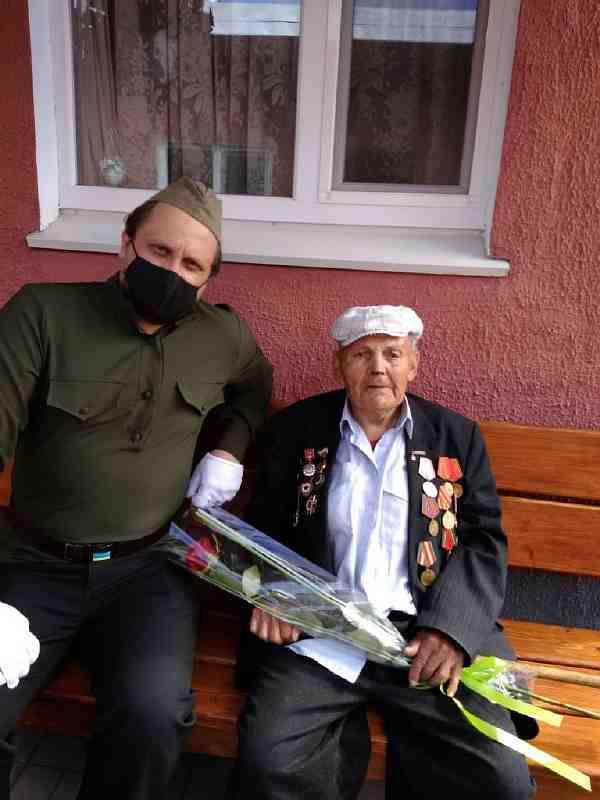 В Павлограде 768 ветеранов получат подарки ко Дню 75-летия Победы над нацизмом во Второй мировой войне