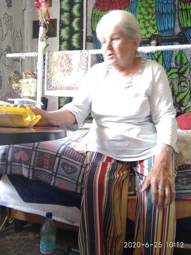 Вдова известного павлоградского журналиста Анатолия Самарского нуждается в помощи