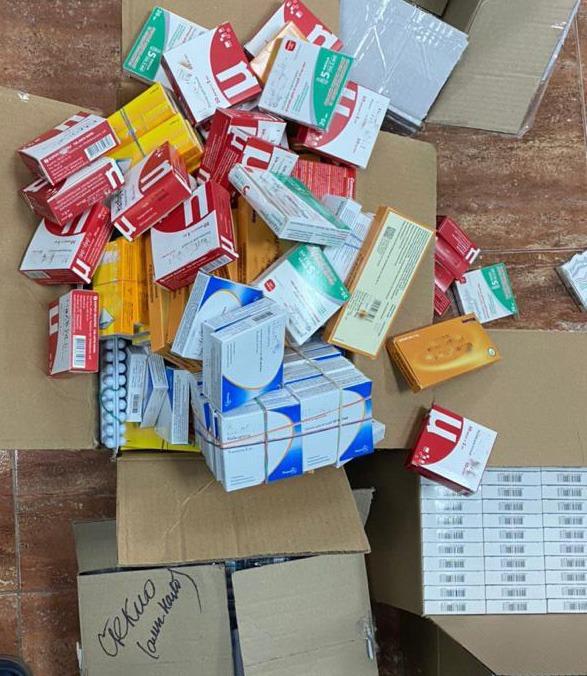 Отработка Павлограда: из аптек города изъяты 7000 ампул и 2000 таблеток, содержащих наркотические вещества