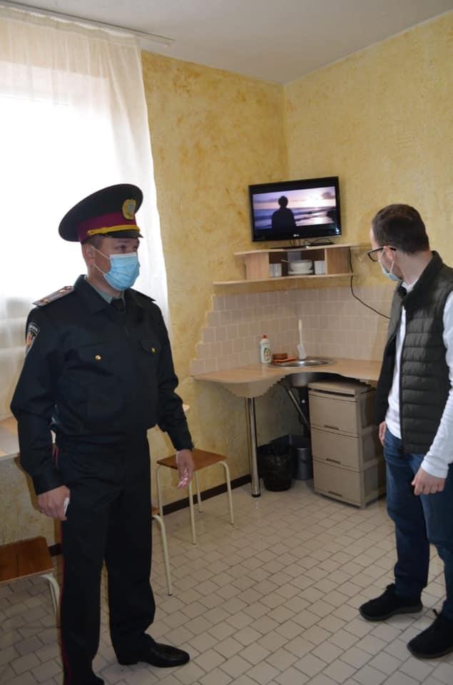 Трехзвездочные камеры  открылись в СИЗО Днепра и Запорожья, - тюрьма становится домом родным