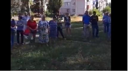 Город спортсменов: против строительства автостоянки Павлоград протестует, в основном, в соцсетях
