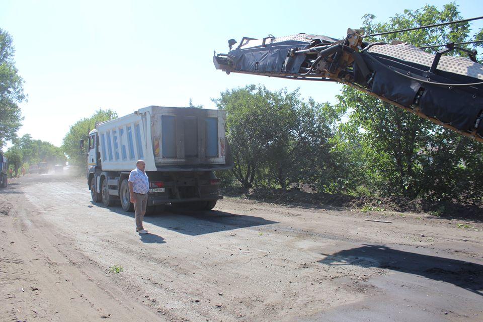 Богдановка  общими силами отремонтирует рухнувший мост