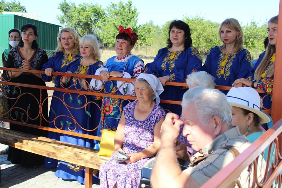 Богдановская община до октября  обеспечит все свои села родниковой водой
