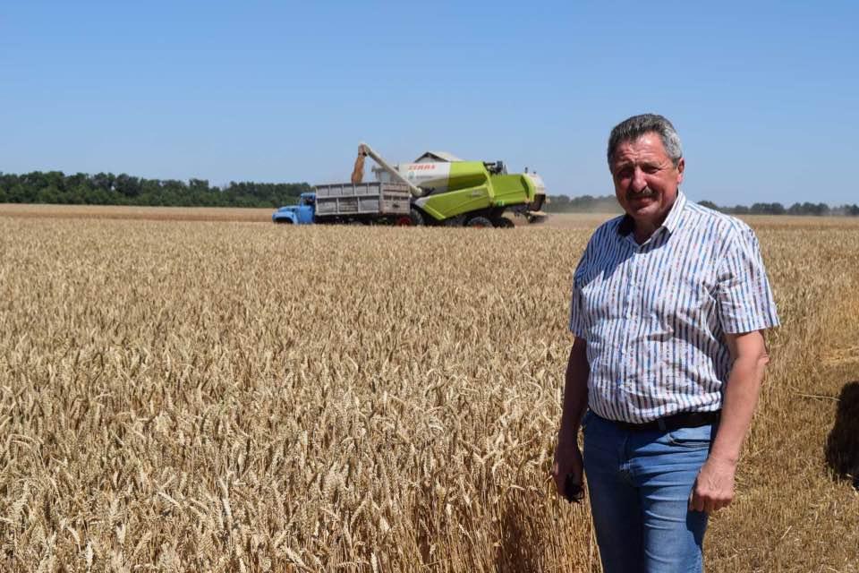 Наши фермеры научились работать не хуже немцев