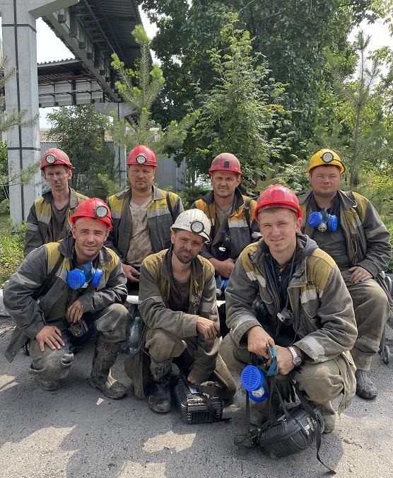 Второй пошел: В ШУ Павлоградское новый проходческий комбайн