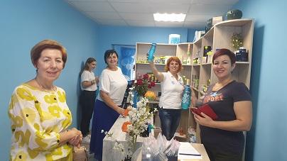 Центр красоты и здоровья открылся в столице Западного Донбасса