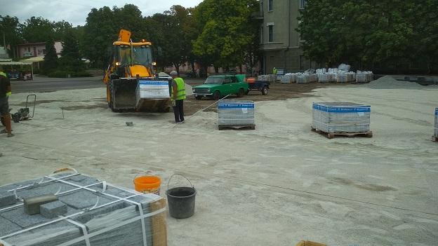 Соборную площадь Павлограда, 19 сентября, подвергнут серьезному испытанию, - если разрешит карантин