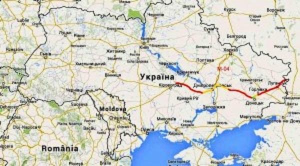 На Днепропетровщине начинается ремонт автодороги М-04, - Павлоградщина остается с ухабами
