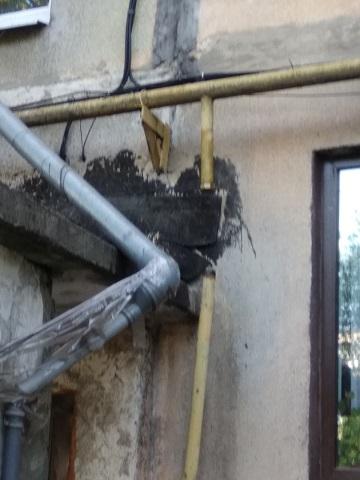 В Терновке в многоквартирных домах отключают газ, чтобы отыскать балансодержателей, которых нет в Украине