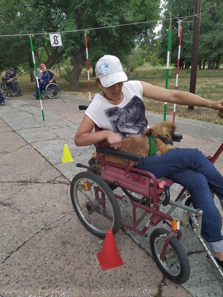 Ко Дню независимости Украины: спортсмены-инвалиды Павлограда дарили стране собственные победы