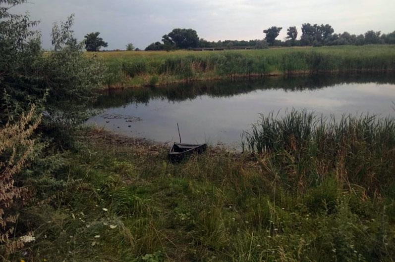 Павлоградские водолазы достали со дна реки тело 73-летнего рыбака в Межевском районе