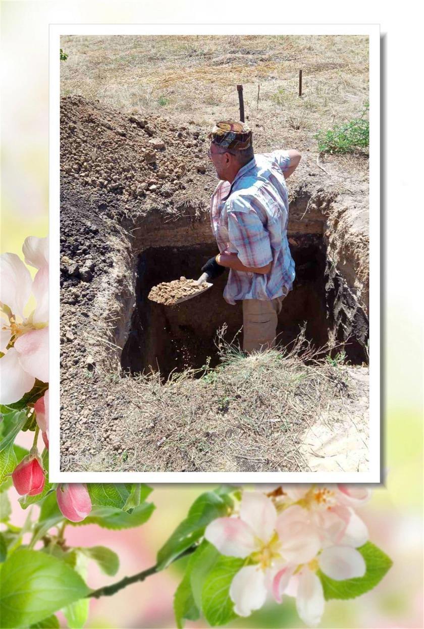 Саду бути: в селі Карабинівка при Свято-Володимирському храмі з'явилася свердловина
