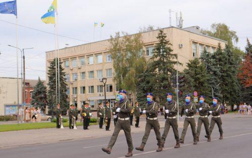 В Павлограді згадали імена загиблих захисників України