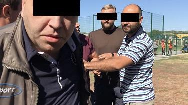 Верастюк в шоке: полицейские Павлограда показали шоу, с задержанием предпринимателя,  известному силачу